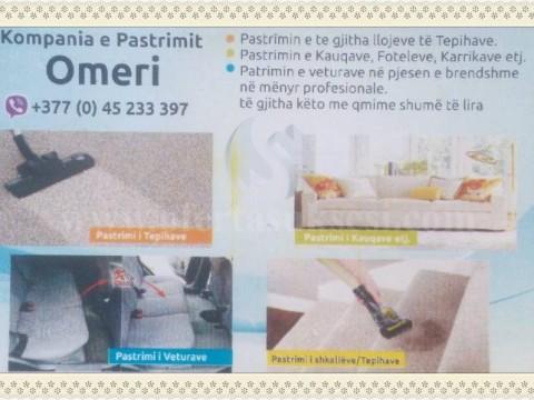 Kompania e pastrimit Omeri