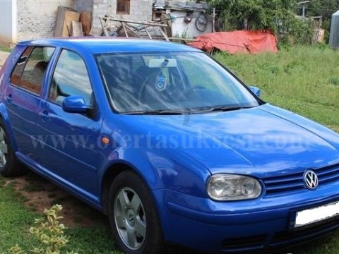 Shes VW Golf 4, 1.9 TDI (I/te kuqe),