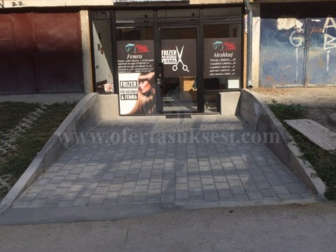 Jap me qira lokalin 23m2 kati perdhese / Prishtine