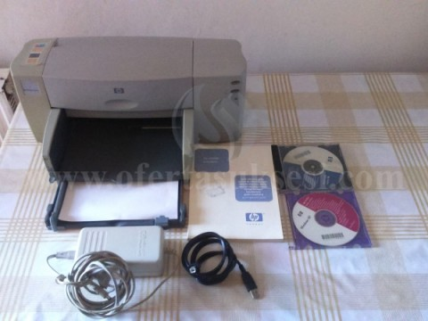 Shes Printer HP deskjet 845c,
