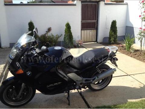 Shes motocikleten (motorrin) BMW