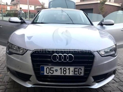 Shes Audi A5 sportback 2.0 dizel,
