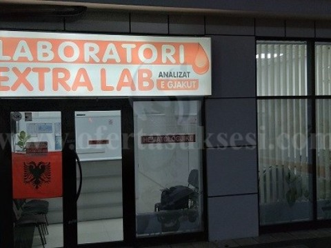 "Shes biznesin laboratorin ""extra lab"""