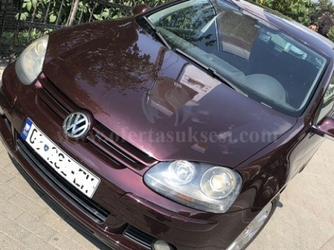 Shes VW Golf 5 INDIVIDUAL 2.0 DSG