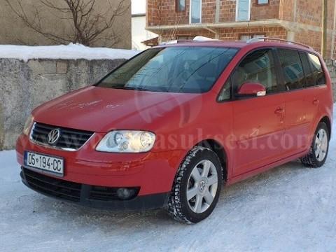 Shes VW Touran 1.9 dizel,