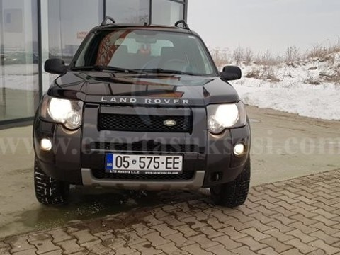 Shes Land Rover Freelander 4x4 2.0 TD4,
