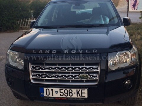 Shes Land Rover Freelander 2.2 disel,