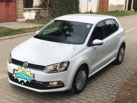 Shes VW Polo 1.4 TDI BLUEMOTION, 90PS, 66KW,