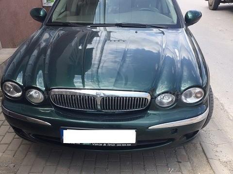 Shes Jaguar X-Type 2.0 dizel karavan