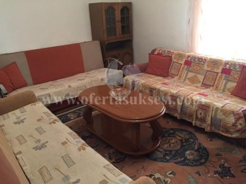 Jap me qira dhoma ne kuader te shtepis 60m2 kati i -I- lagjja Tophane / Prishtine