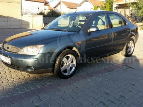 Shes Ford Mondeo 2.0 TDCI