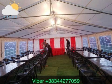 Jap me qira tenda dhe tavolin / Kosove