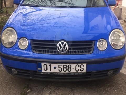 Shes VW Polo 1.2 benzin