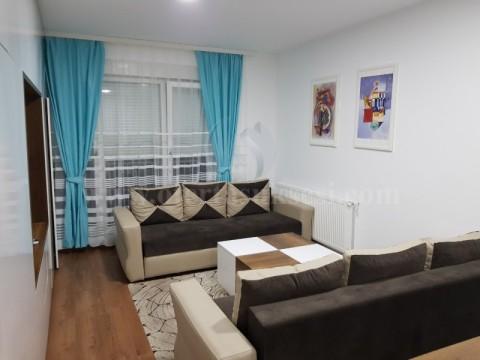 Jap me qira banesen/garsoniere 40m2 kati i -VII- / Prishtine