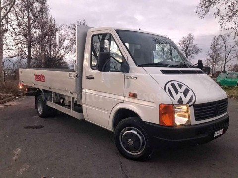 Shes VW LT 46 Dupllak TDI 2.8 Turbo-Disel,