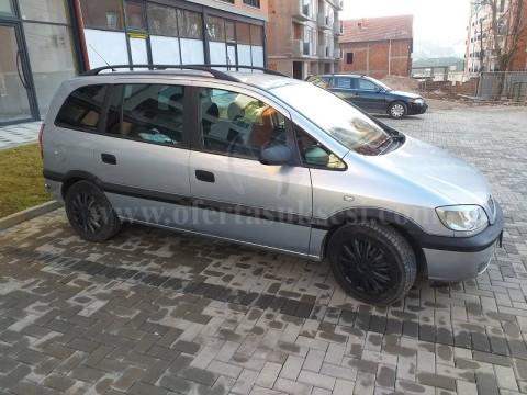 Shes Opel Zafira 2.0 dizel EconTech,