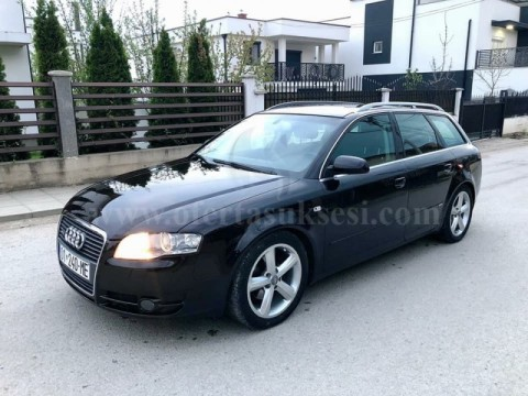Shes Audi A4 2.0 TDI-140ps