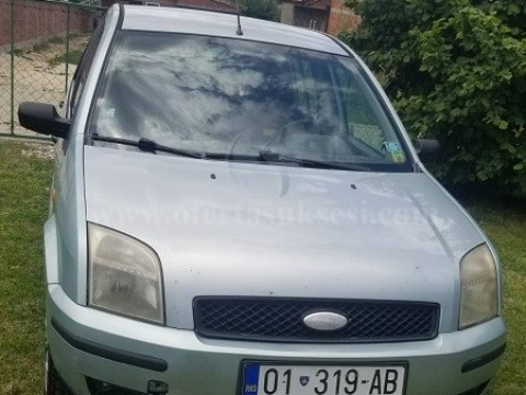 Shes Ford 1.4 TDCI,