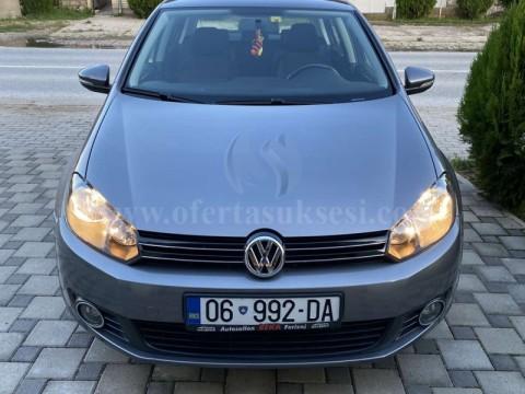 Shes VW Golf 6 automatik 2.0 TD,