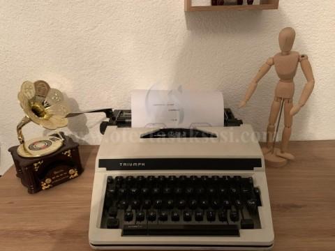 Shes makinen e shkrimit