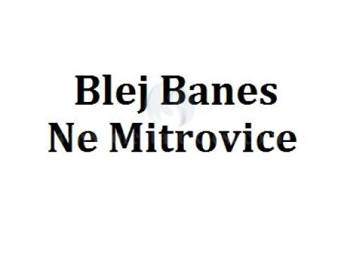 Blej banese ne Mitrovice