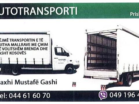 Bejm Transport ne Kosove dhe Jasht Kosove