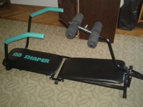 Shes Ab Shaper aparature per fitnes