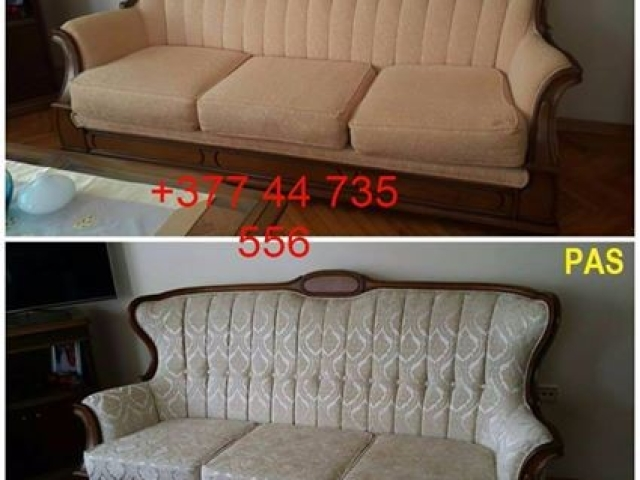 Riparim i kauqave dhe mobiljeve