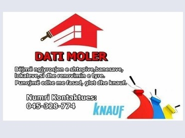 """Dati"" Moler"