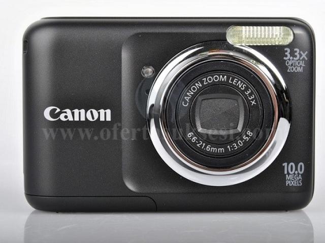Shes apartin Canon Powershoot A800