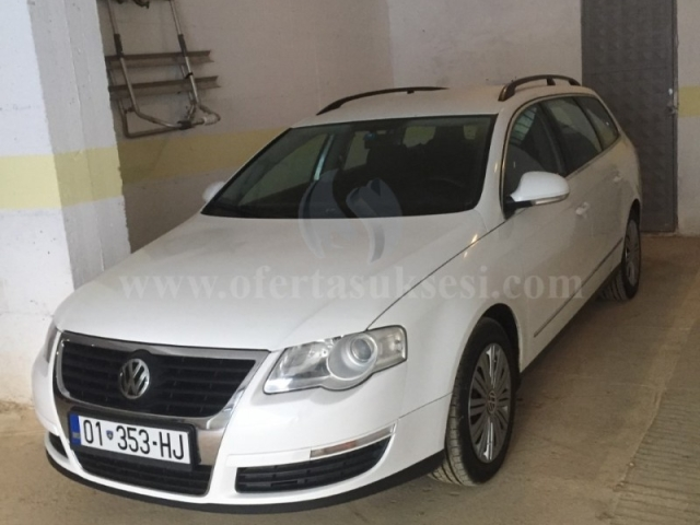 Shes VW Pasat 2.0 TDI 3c