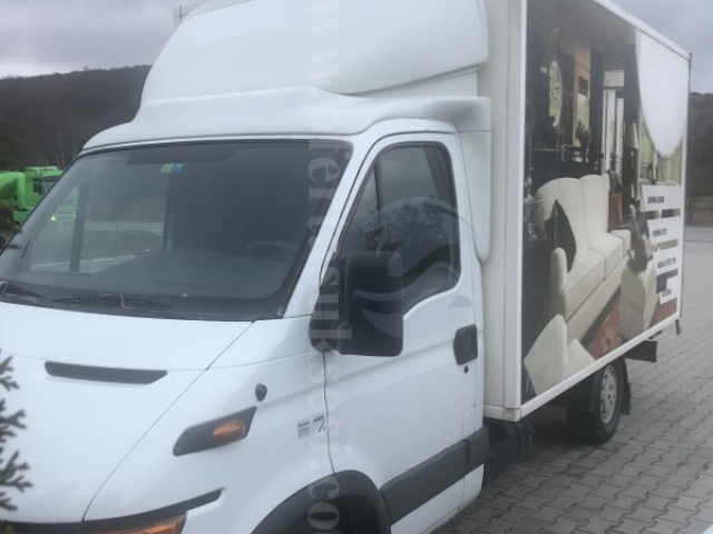 Shes kamioneten Iveco Daily 2.8,
