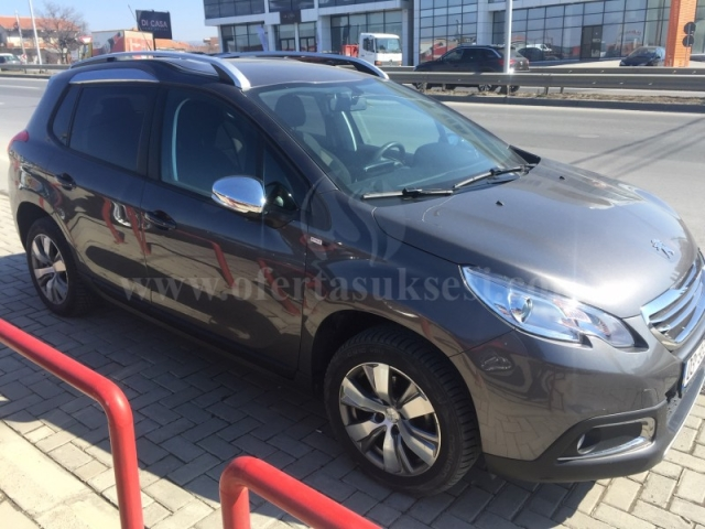 Shes Peugeot 2008, 1.6 HDI,