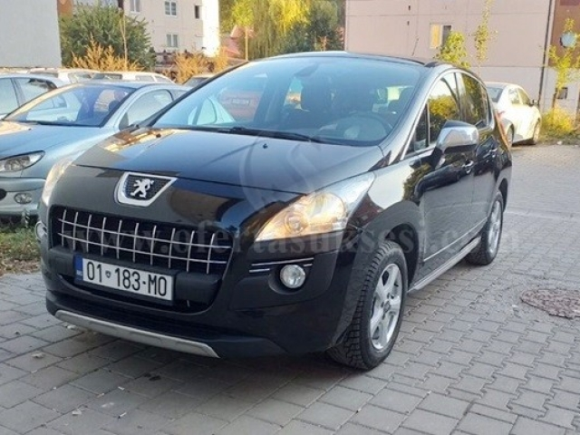 Shes Peugeot 3008, 1.6 HDI,