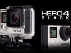 Shes urgjentisht kameren profesionale GoPro HERO4 BLACK