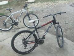 Shes dy bicikleta