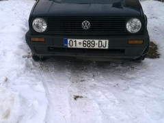 Shes VW Golf 2