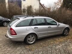 Shes Mercedes C CDI 200