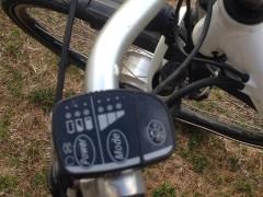 Shes biciklten