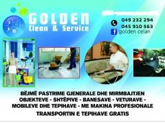 """Golden """"Clean"""""""