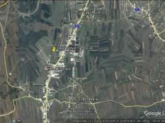 Shes 10 ari truall 250metra large rruges kryesor Prishtine - Ferizaj