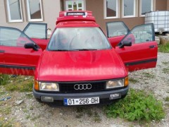 Shes Audi 80 1.6 TD