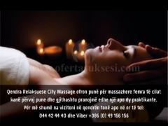 City Massage ofron pune per masazhere femra