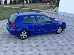 Shes VW Golf 4