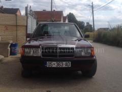 Shes Mercedes 190, 2.5 dizel