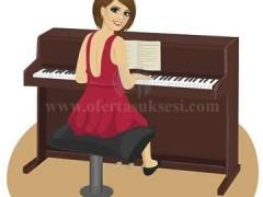 Mesime private te pianos