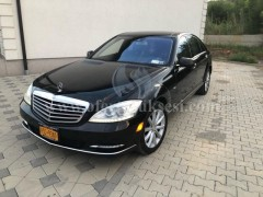 Shes Mercedes S350, diesel,