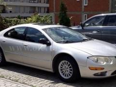 Shes Chrysler 300m,