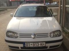 Shes VW Golf4 1.9 dizel,