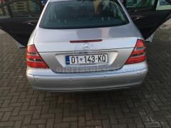 Shes Mercedes Benz E Class 200 dizel,